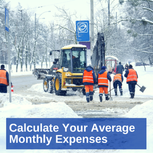 Calculate-Avg-Monthly-Expenses